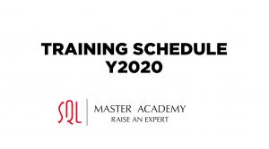 Графикът на обученията за 2020г.